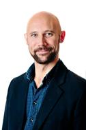 Kristian Skibdal är VD på Klotterkonsulten