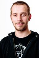 Simon Johansson är saneringstekniker i Umeå