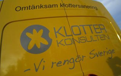 Lite vad vi har sysslat med på Klotterkonsulten AKS och Specialrengöringar Sverige