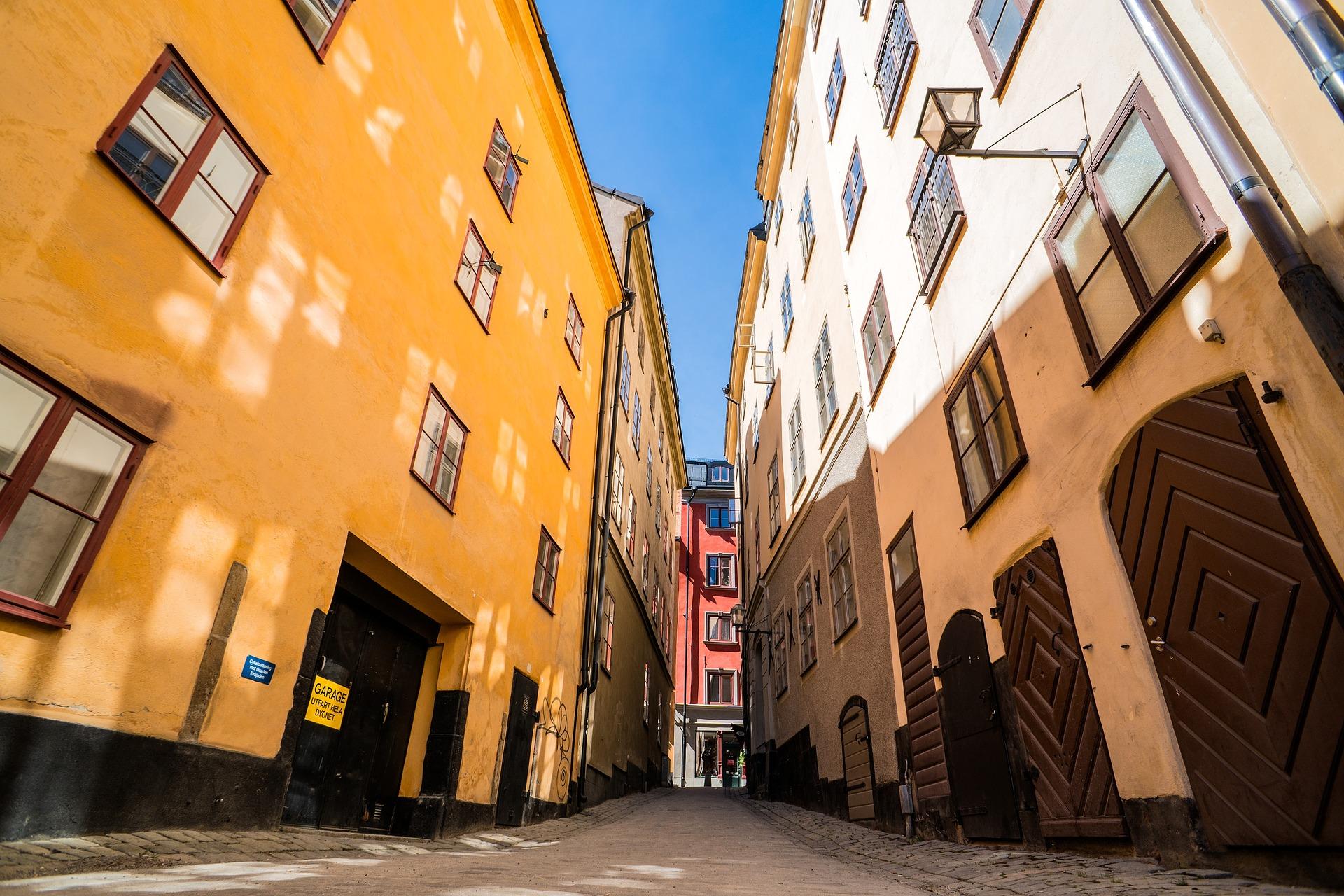 Klottersanering i Gamla stan igen – Stockholm