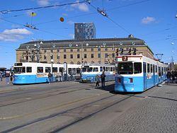 Blixtsnabb klottersanering på Clarion Hotel Post i Göteborg
