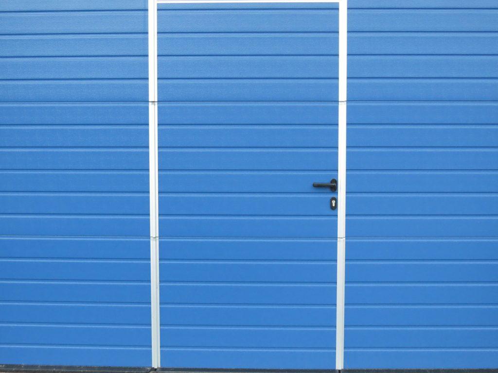 Nymålad dörr Klotterkonsulten hemsida