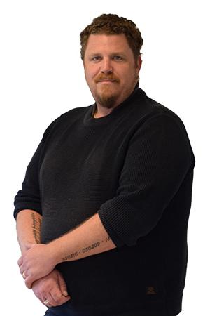 Klottersaneringsexpert Göteborg Anders Johansson