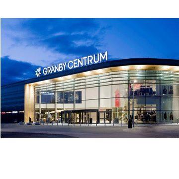 Klotterförsäkring Gränby Centrum