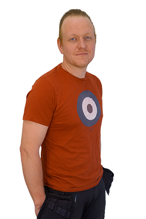 Michael Norberg klottersanering arbetsledare Stockholm