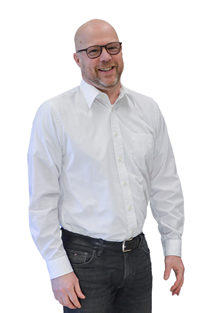 klottersanerare i Dalarna Roland Molberg