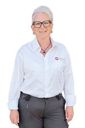 Klottersanering Västernorrland med Ann Christine Lundqvist