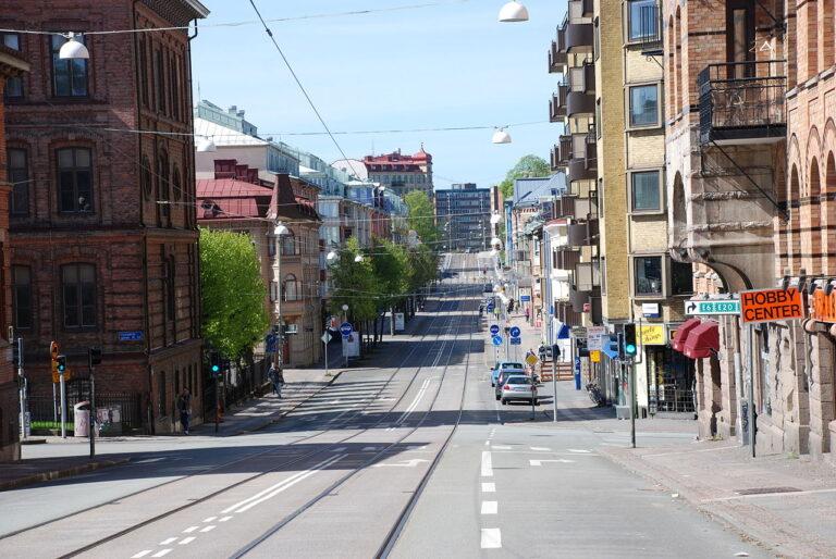 klotterförsäkring i Göteborg