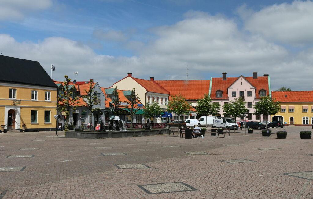 Behov av klottersanering i Laholm