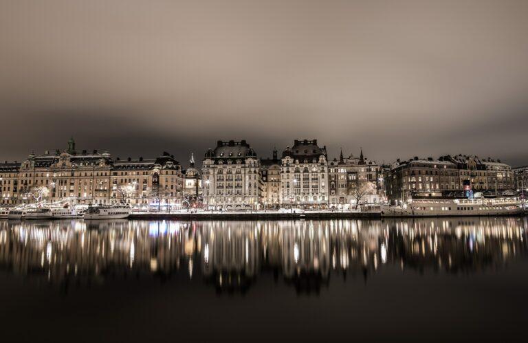 Stockholm otryggt